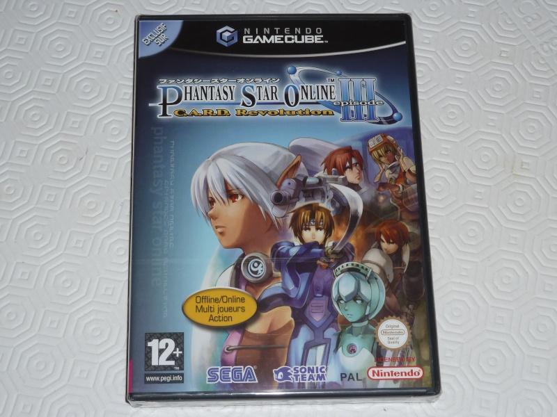 """Collection de NESmania²  """" Gamecube sous blister """"  - Page 2 Phanta11"""