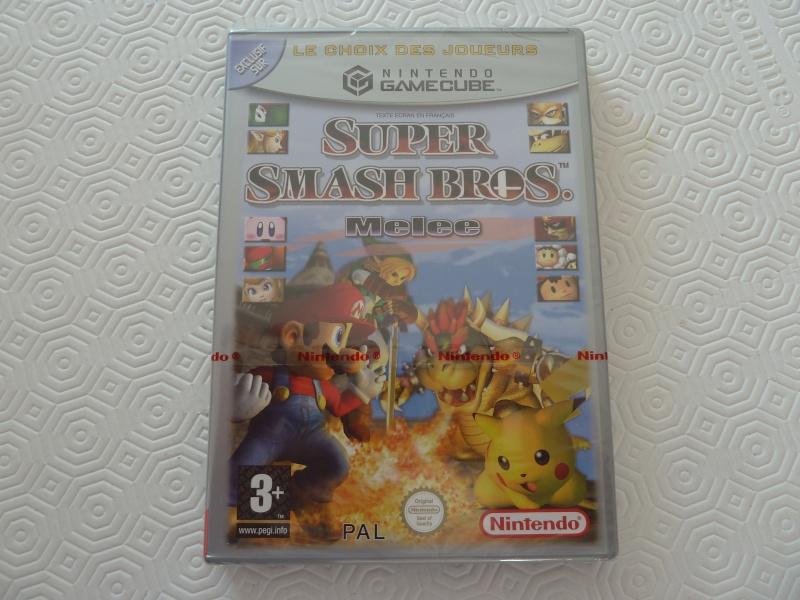 "Collection de NESmania²  "" Gamecube sous blister ""  - Page 2 Smash_10"