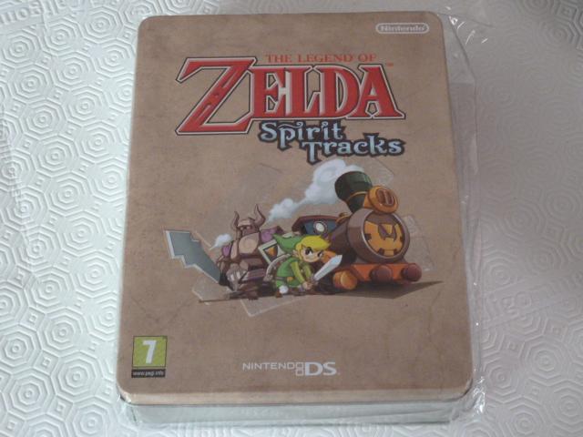 """Collection de NESmania²  """" Gamecube sous blister """"  - Page 2 Zelda_10"""