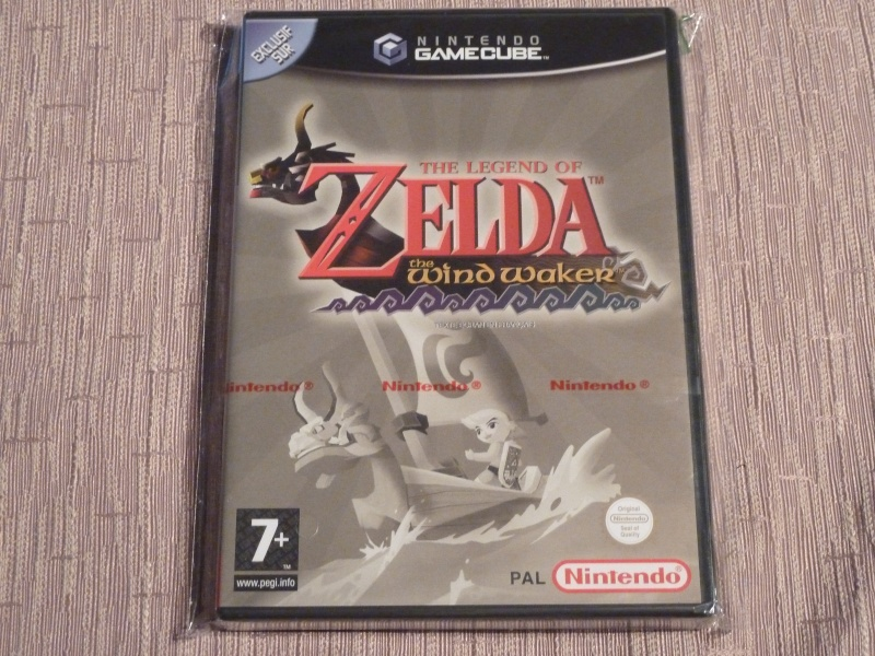 """Collection de NESmania²  """" Gamecube sous blister """"  - Page 2 Zelda_13"""