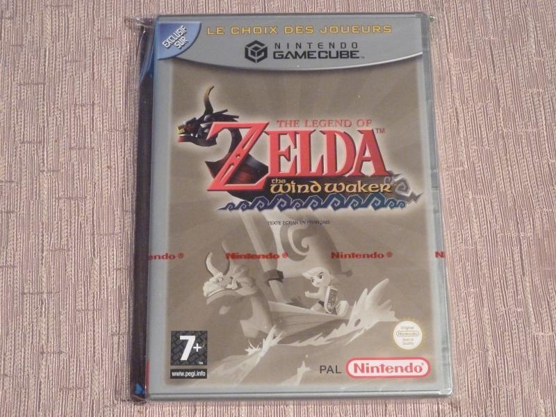 """Collection de NESmania²  """" Gamecube sous blister """"  - Page 2 Zelda_14"""
