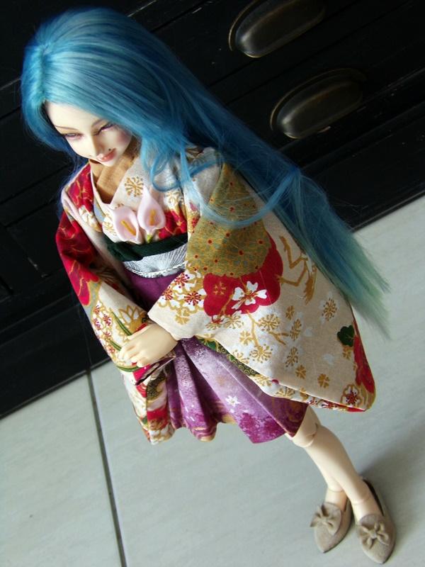 [Ventes] Ensemble Kimono Hakama Minifee/MSD 101_4210