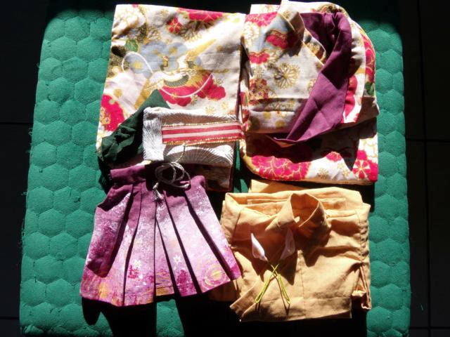 [Ventes] Ensemble Kimono Hakama Minifee/MSD 101_4213