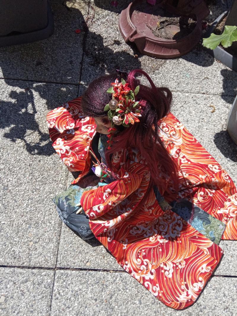 Kimono et Kanzashi SD Img_2038