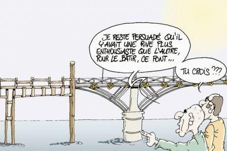 Les dessins humoristiques du Journal Sud Ouest sur l actualité du Médoc - Page 3 91010311