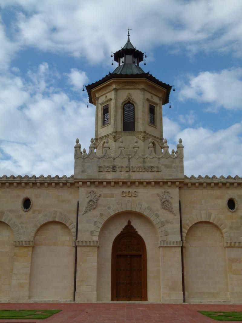 Vidéo du château Cos d'Estournel P1020210