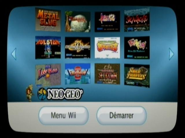 Emulateur Neogeo - GXgeo usb2 MOD Neoint10