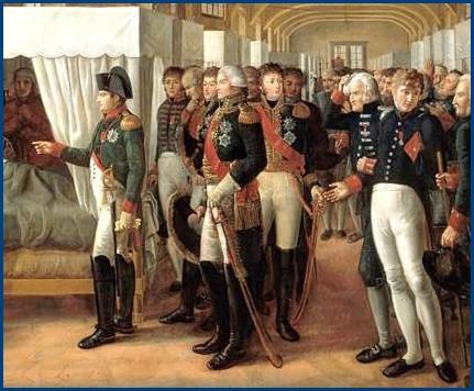 Etat major napoléonien en cours 82001410