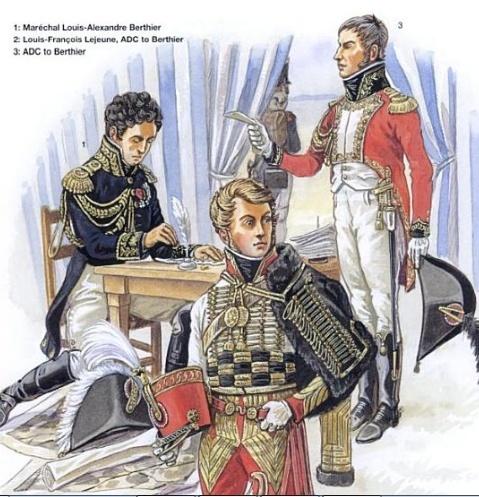 Etat major napoléonien en cours Unifor10