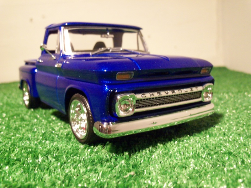 Chevy pick-up stepside 1965 100_4935