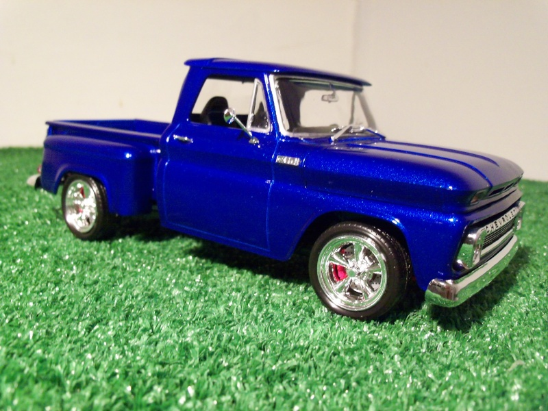 Chevy pick-up stepside 1965 100_4936