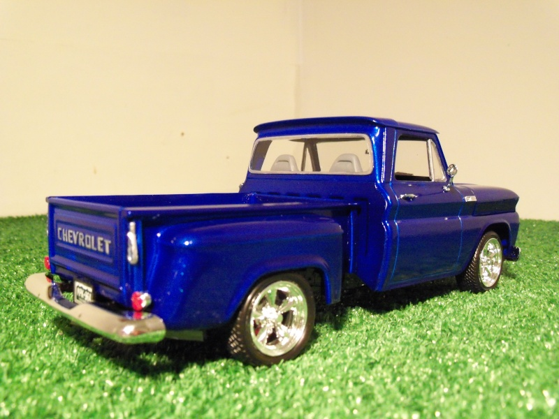 Chevy pick-up stepside 1965 100_4937