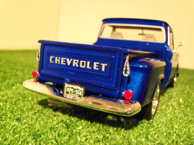 Chevy pick-up stepside 1965 100_4938