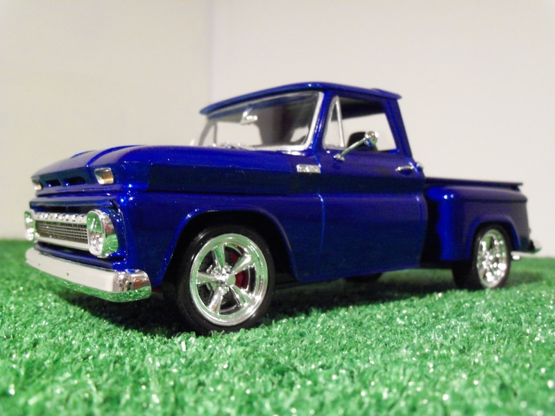 Chevy pick-up stepside 1965 100_4939