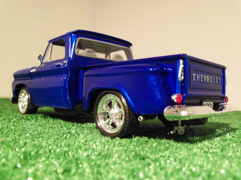 Chevy pick-up stepside 1965 100_4940