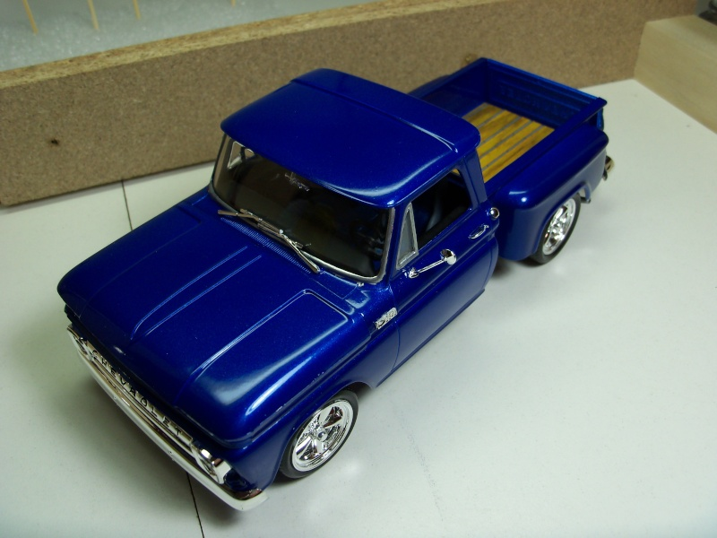 Chevy pick-up stepside 1965 100_4943
