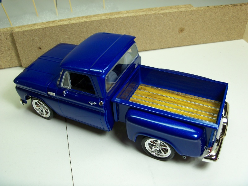 Chevy pick-up stepside 1965 100_4944