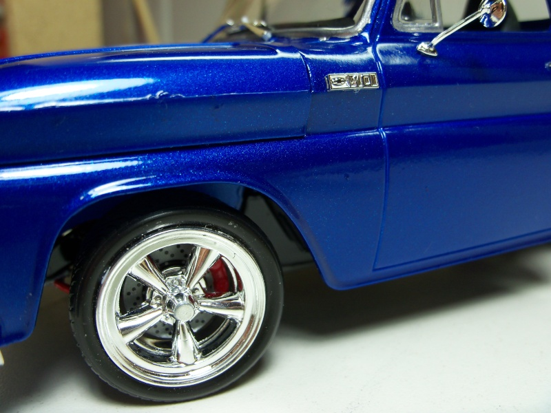 Chevy pick-up stepside 1965 100_4945