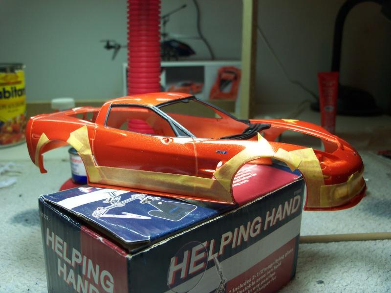 Chevy Corvette ZR-1, 2010 100_5111
