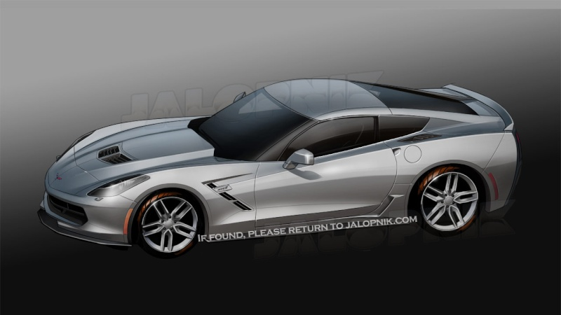 Corvette 2014 D2daf610