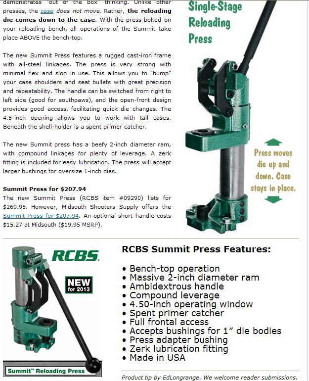RCBS une nouvelle presse ( mais du déjà vu) Rcbs_s10