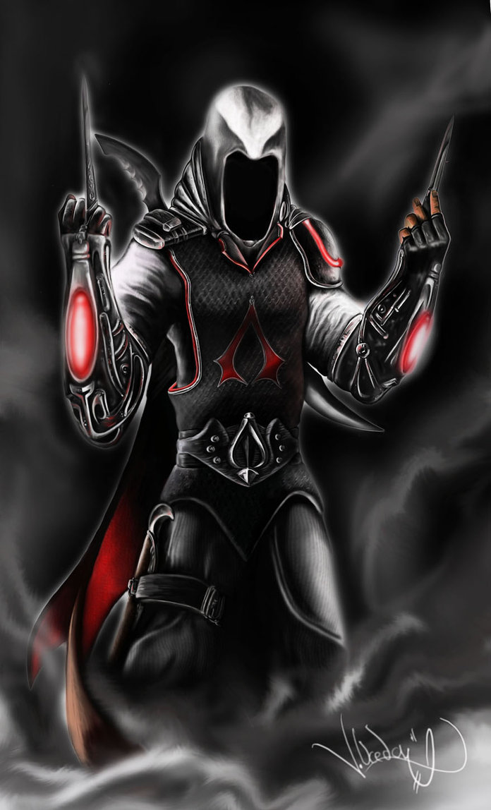 Coolest Avatar you had while on this Forum? - Page 3 Assass11