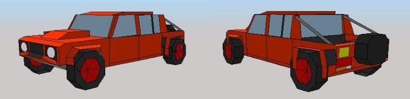 My Awesome Cars! Lambol10