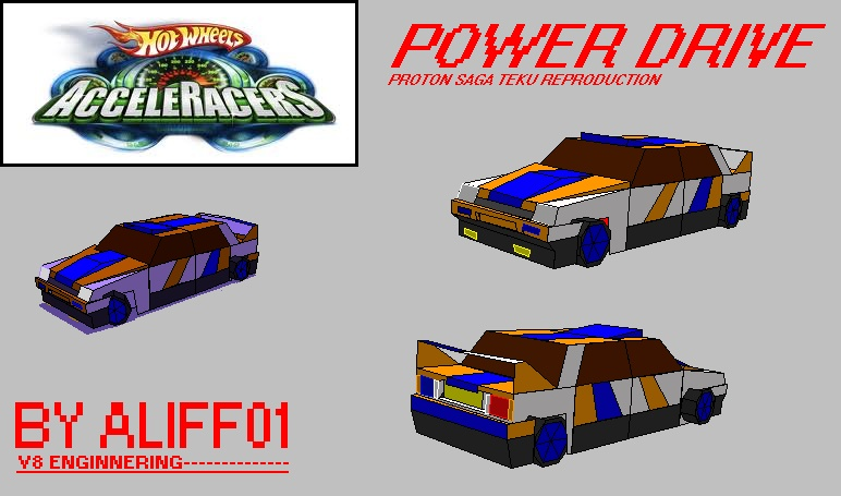 My Awesome Cars! Powerd10