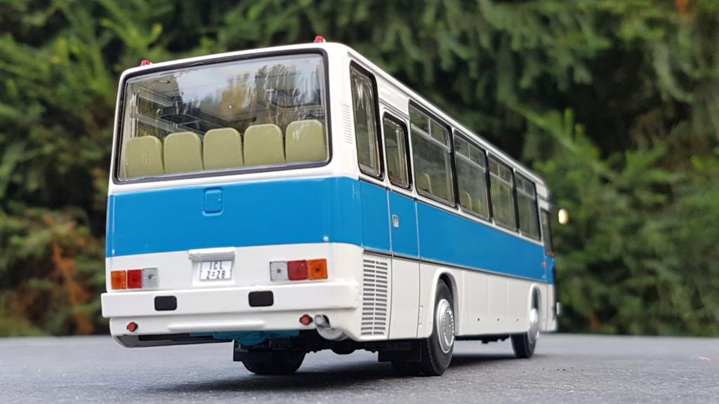 Ikarus 256.51 und 250.59 von Classic Bus 20190710