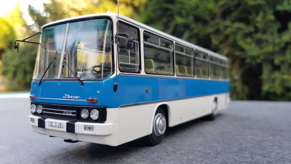 Ikarus 256.51 und 250.59 von Classic Bus 20190711
