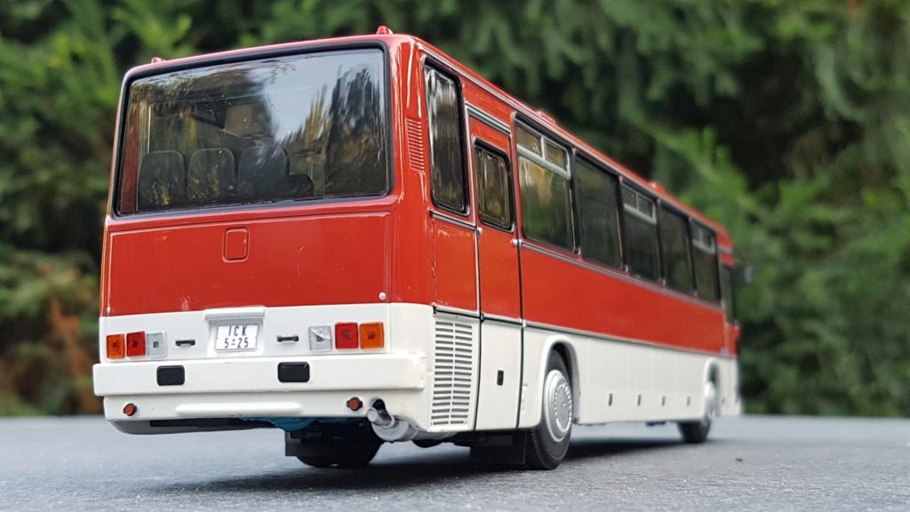 Ikarus 256.51 und 250.59 von Classic Bus 20190715