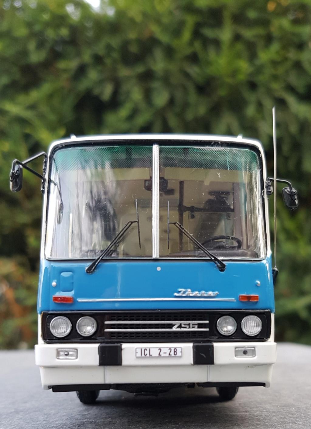 Ikarus 256.51 und 250.59 von Classic Bus 20190720