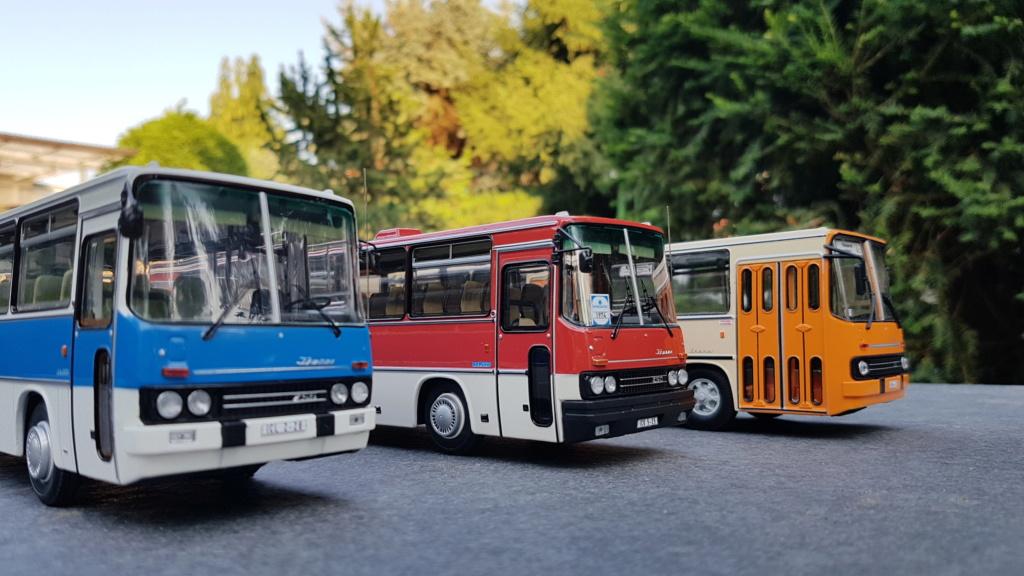Ikarus 256.51 und 250.59 von Classic Bus 20190723