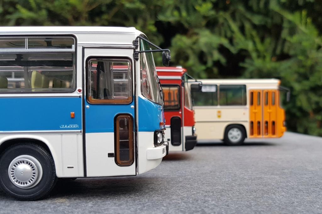 Ikarus 256.51 und 250.59 von Classic Bus 20190724