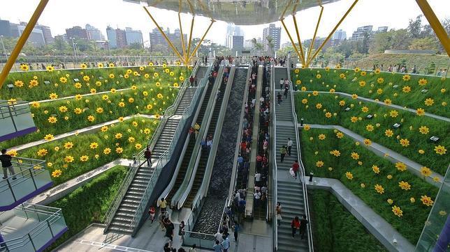 Las diez estaciones de metro más espectaculares del mundo Centra10
