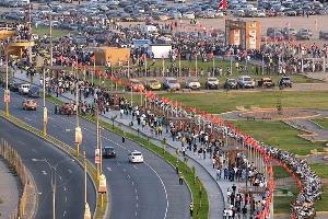 Se inició la edición 34 del Rally Dakar-2013 desde Lima Costav11