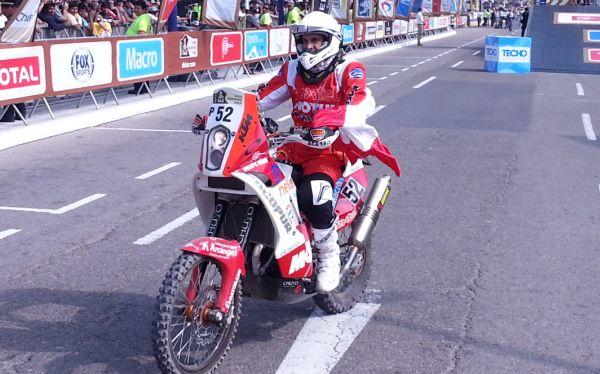 Se inició la edición 34 del Rally Dakar-2013 desde Lima Costav14