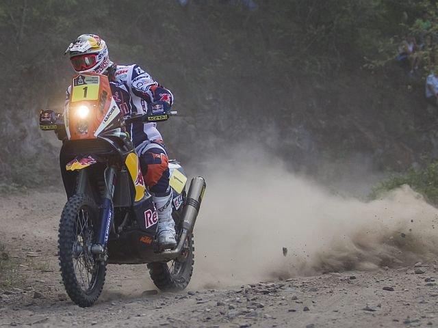 Rally Dakar: 9na Etapa Cyrild12