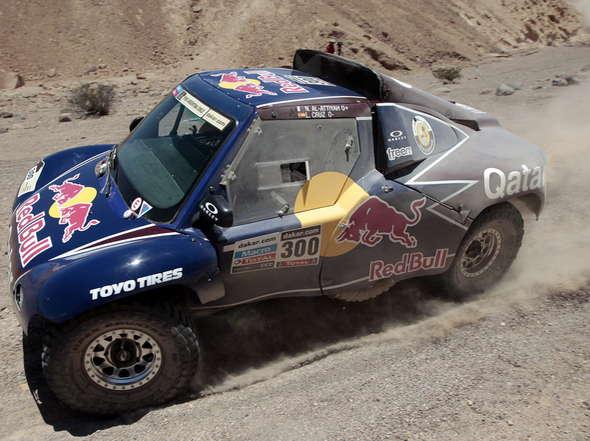 FOTOS: el Dakar Rally 5ta Etapa Dakar-10