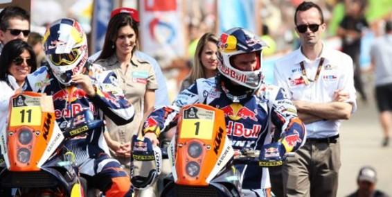 Se inició la edición 34 del Rally Dakar-2013 desde Lima Imagen12