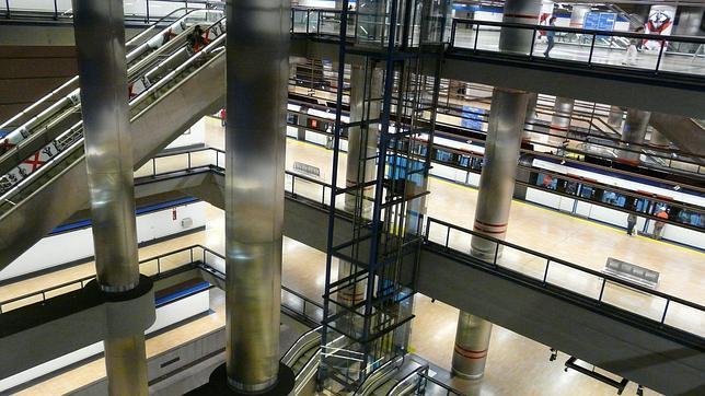 Las diez estaciones de metro más espectaculares del mundo Metro-13