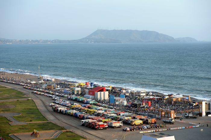 Se inició la edición 34 del Rally Dakar-2013 desde Lima Rally_11