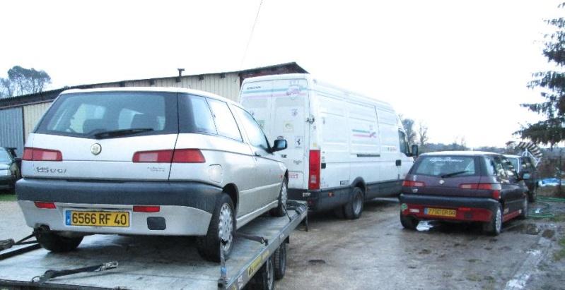 QSL Ludovic Déplacement d'auto vie du garage - Page 7 145c10