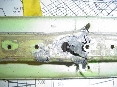 Rear brake pedal change Corros10