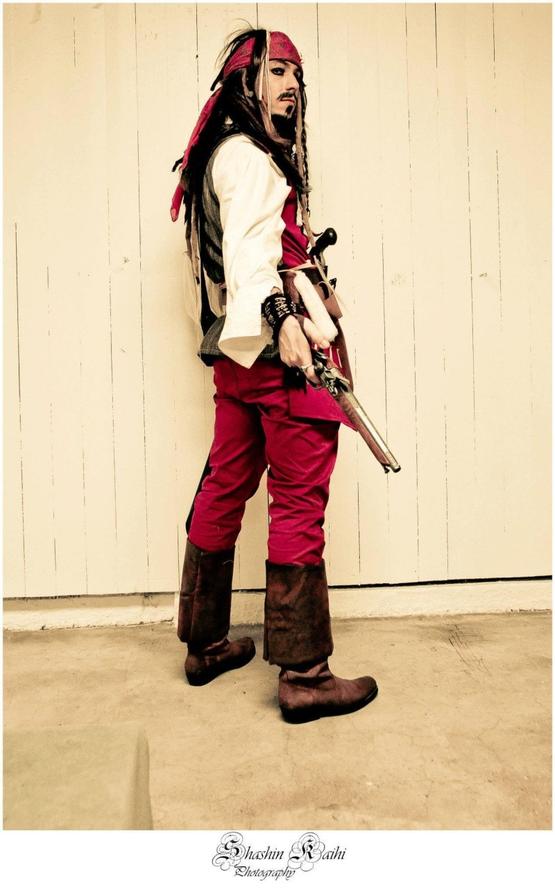 Mes cosplays du Capitaine Sparrow 13602810