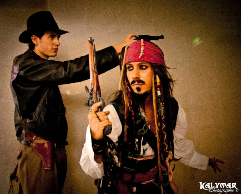 Mes cosplays du Capitaine Sparrow 26659510