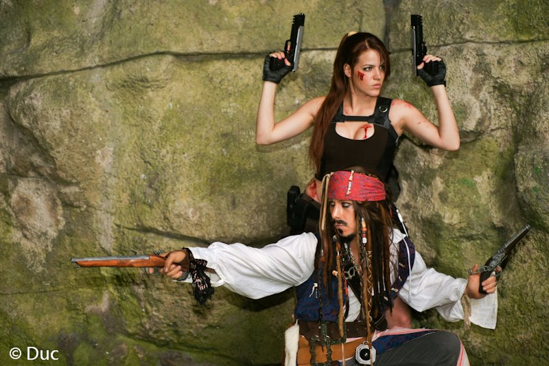 Mes cosplays du Capitaine Sparrow 30253310