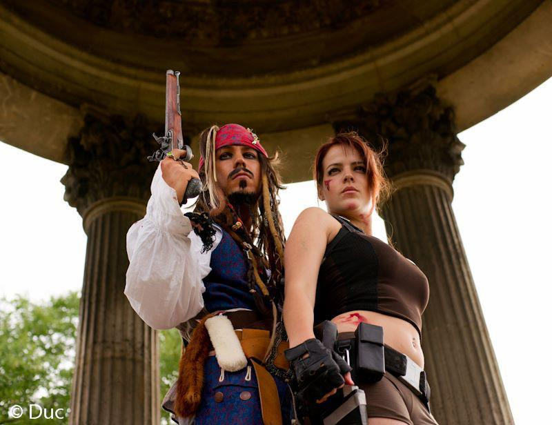 Mes cosplays du Capitaine Sparrow 48502210
