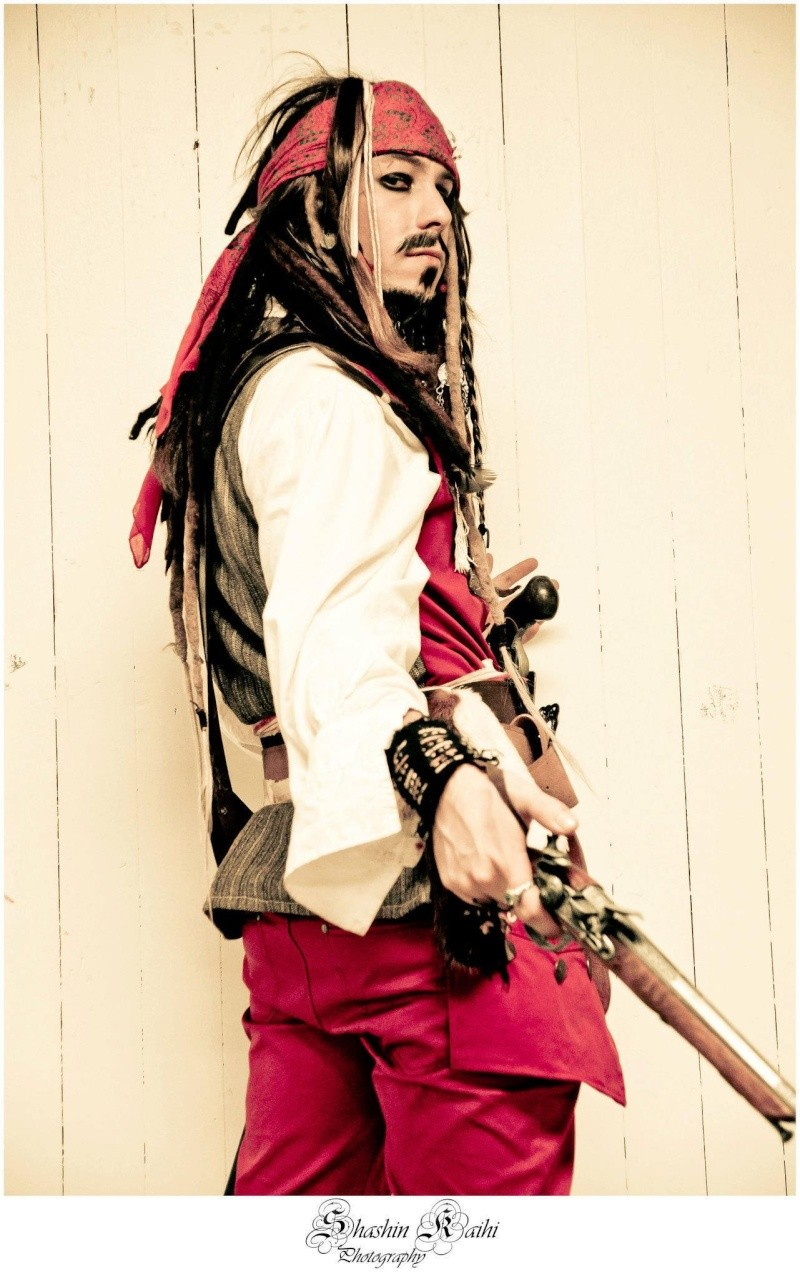 Mes cosplays du Capitaine Sparrow 53621_10