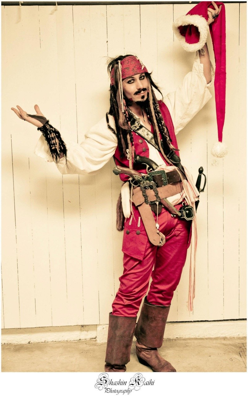 Mes cosplays du Capitaine Sparrow 66479910